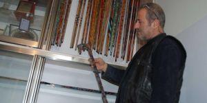 Adilcevaz bastonları Avrupa'daki fuarlarda sergilenecek