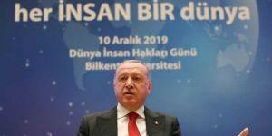 Cumhurbaşkanı Erdoğan önemli açıklamalar