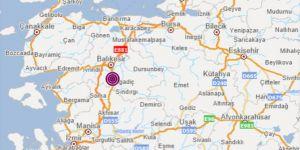 Balıkesir 4.6 ile 4.3 büyüklüğündeki depremlerle sallandı