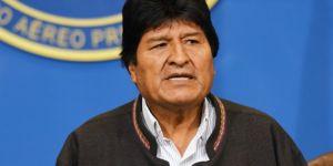 Morales Arjantin'e iltica etti