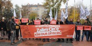 Doğu Türkistan'da yaşanan katliamlar kınandı