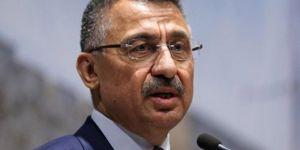 Cumhurbaşkanı Yardımcısı Oktay'dan ABD'ye Ermeni tasarısı tepkisi
