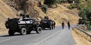 Derik'te 4 PKK'li öldürüldü