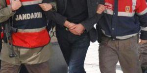 Aranan PKK'li yol kontrolü sırasındayakalandı