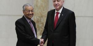 Türkiye ve Malezya arasında 15 anlaşma imzalandı