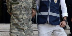 Selçuk, Birecik ve Karayazı ilçe jandarma komutanları gözaltına alındı