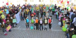 Öğrenciler Lösemi hastalarına dikkat çekti