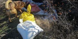 Lice'de PKK operasyonunda 456 kilogram esrar ele geçirildi