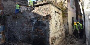 Diyarbakır'da yıkılan metruk binaların yerine park ve oyun alanları yapılacak