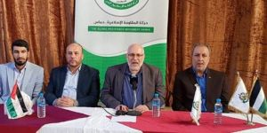Hamas: Filistinli mülteciler konusu önceliklerimizin başında yer alıyor