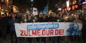 Doğu Türkistan Endülüs olmayacak