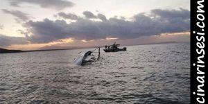 Adilcevaz'da göçmenleri taşıyan tekne alabora oldu: 7 ölü