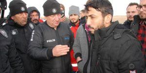 Alabora olan tekneden kurtulan göçmen yaşadıklarını anlattı