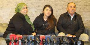Hüsniye anne PKK'den kaçan kızıyla buluştu