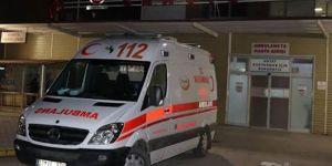 Nurdağı'nda otomobiller kafa kafaya çarpıştı: 1 ölü 3 yaralı
