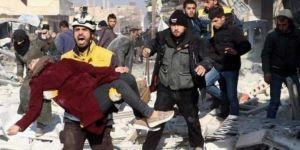 SNHR: İdlib'deki son saldırılarda 86 kişi hayatını kaybetti
