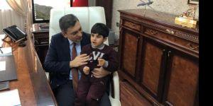 NCL2 hastası Ahmet'i birlikte iyileştireceğiz