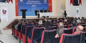 Diyarbakır Valisi Güzeloğlu: 132 milyon lira borç ödedik