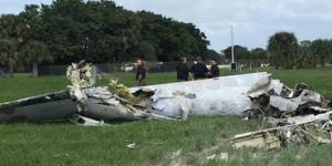 ABD'de uçak kazası: 5 ölü