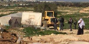 İşgalciler, El-Arakib köyünü 170. kez yıktı