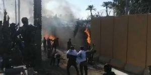 ABD, Bağdat Büyükelçiliğine ek asker gönderecek