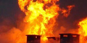 Ankara Altındağ'da yangın: 4 ölü çok sayıda yaralı