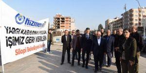 Hak-İş Başkanı Arslan'dan belediyelerden çıkarılan işçilere destek