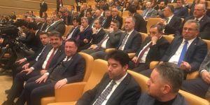 Bağlar Belediye Başkanı Beyoğlu, Şehir Güvenliği Sempozyumu'na katıldı