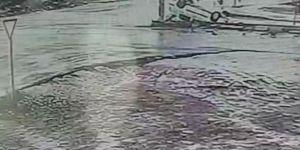 Diyarbakır'da yolcu otobüsü ile otomobil çarpıştı: 3 yaralı
