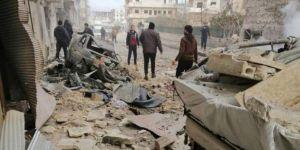 MSB: Suriye rejimi 8 sivili öldürdü