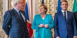 Almanya, Fransa ve İngiltere koalisyon güçlerine yapılan saldırıları kınadı