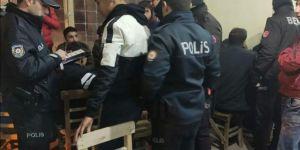 Gaziantep'te asayiş denetimlerinde aranan 91 şüpheli yakalandı