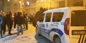 Siirt Bahçelievler Mahallesi'nde 6. kattan düşen kız ağır yaralandı