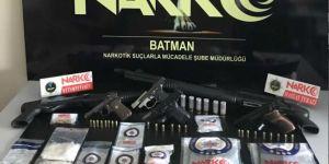 Batman'da uyuşturucu satıcılarına operasyon