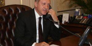 Erdoğan, Johnson ile telefonda görüştü