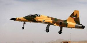 İran savaş uçakları ortak hava sahasında