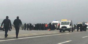 Batman-Kozluk Karayolu'nda kaza: 1 ölü