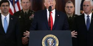 ABD: İran'la ön koşulsuz görüşmeye hazırız