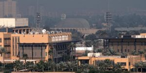 Missile attack hits US embassy in Baghdad