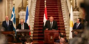 Greece, France, Greek Cyprus and Egypt criticize Turkey's moves in Libya