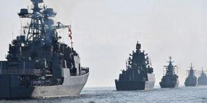 Rusya Karadeniz'de askeri tatbikat düzenliyor