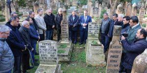 Şanlıurfa'da gazeteciler vefat eden meslektaşlarını unutmadılar