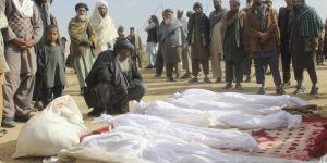 İşgalci ABD Afganistan'da 5 bin 400 sivili katletti 102 camiyi yıktı