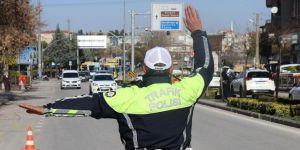 Gaziantep'te trafik kurallarını ihlal eden sürücüler cezalandırıldı