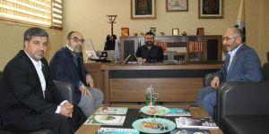 HÜDA PAR Diyarbakır İl Başkanlığından RATEV ve DİMED'e ziyaret