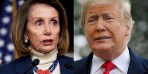 Pelosi: Trump'ın azli için yeterli kanıta ulaşıldı