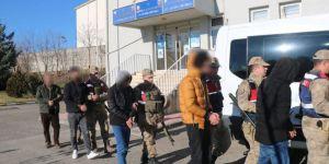 PKK operasyonunda 12 kişi yakalandı