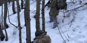 Bitlis'te PKK operasyonu: 11 sığınak imha edildi