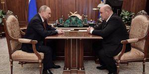 Rusya'da yeni başbakan adayı belli oldu