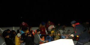 Muğla'da 36 düzensiz göçmen yakalandı